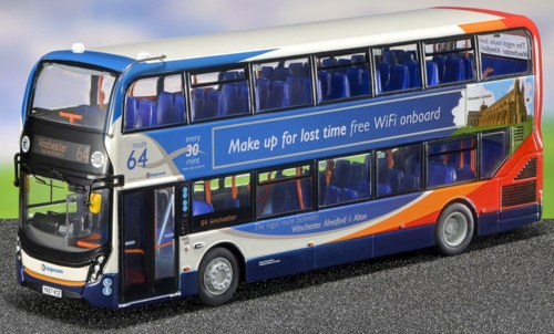 1/76 STAGECOACH SOUTH (10892 YX67 VCE)