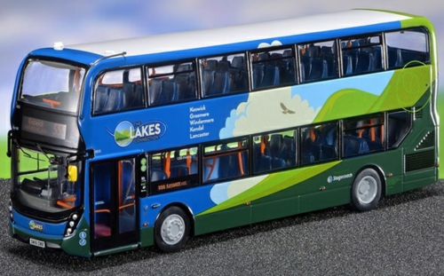 1/76 STAGECOACH NORTH WEST 555 LAKES CONNECTION (10555 SN16 ONX)