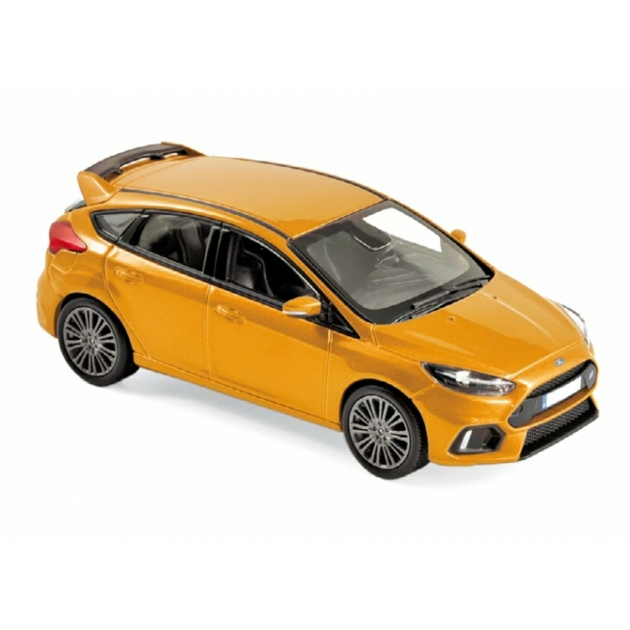 1/43 FORD FOCUS RS 2018 - ORANGE METALLIC
