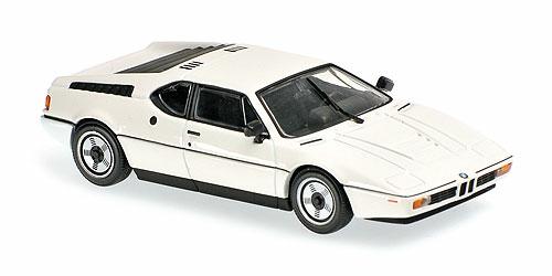 1/43 1979 BMW M1 - WHITE