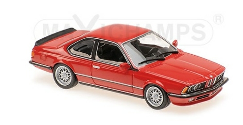 1/43 BMW 635 CSI (E24) 1982 RED