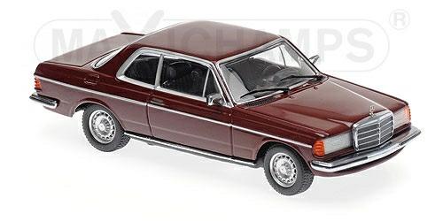1/43 MERCEDES-BENZ (W123) 230CE 1976 RED