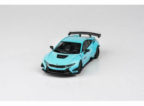 1/64 2018 LIBERTY WALK BMW I8 LHD PEPPERMINT GREEN