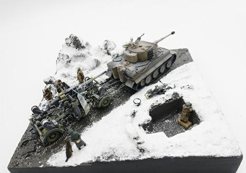1/72 LENINGRAD USSR 1943