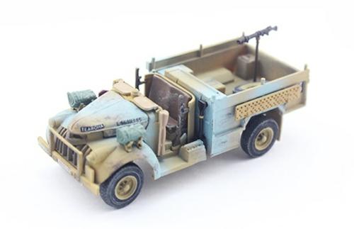 1/72 BRITISH LRDG PATROL CAR CAMOUFLAGE BLUE