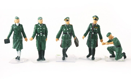1/72 GERMAN OFFICER (A)