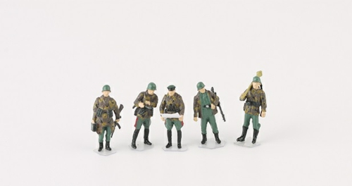 1/72 GERMAN MILITARY MEN