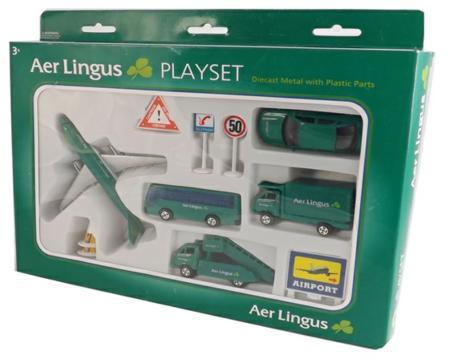 AER LINGUS AIRPORT PLAYSET