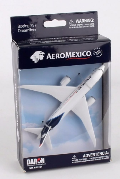 AERO MEXICO DIECAST PLANE