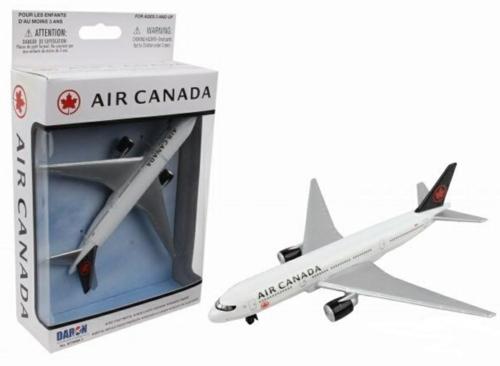 AIR CANADA DIECAST PLANE
