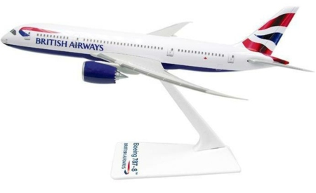 1/200 BRITISH AIRWAYS B787-8