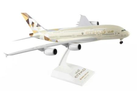 1/200 ETIHAD A380-800 WITH GEAR