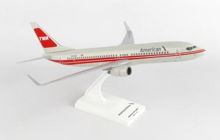 1/130 AMERICAN AIRLINES/TWA HERITAGE BOEING 737-800
