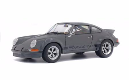 SOL1801107 - 1/18 PORSCHE 911 RSR GREY 1974