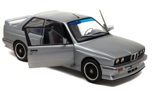 1/18 1990 BMW E30 M3 STERLING SILVER