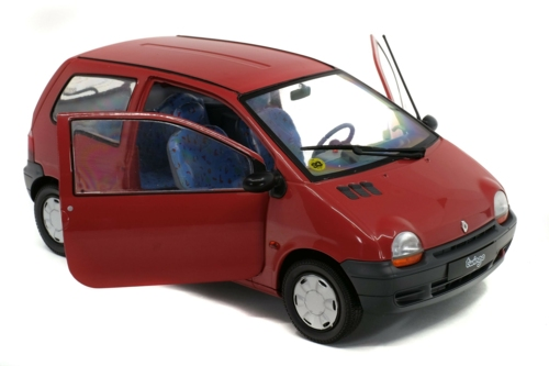 1/18 1993 RENAULT TWINGO MK1 RED