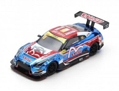 1/64 2018 NISSAN GT-R NISMO GT3 NO.18 A.IMPERATORI KCMG 10TH FIA GT WORLD CUP MACAU (RESIN)