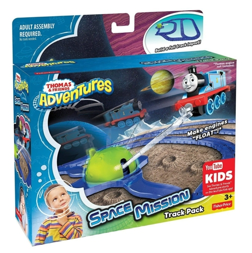 THOMAS SPACE MISSION TRACK PACK - THOMAS ADVENTURES