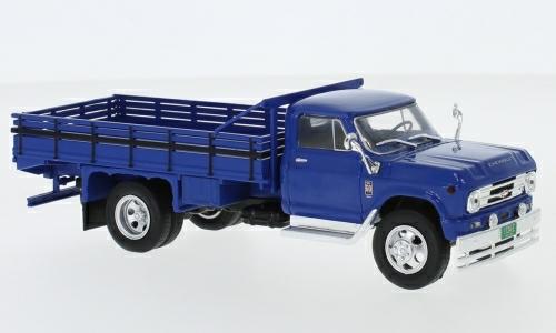1/43 CHEVROLET C 60 BLUE 1960
