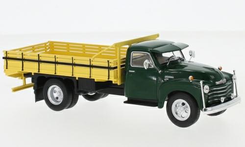1/43 CHEVROLET 6400 DARK GREEN 1949