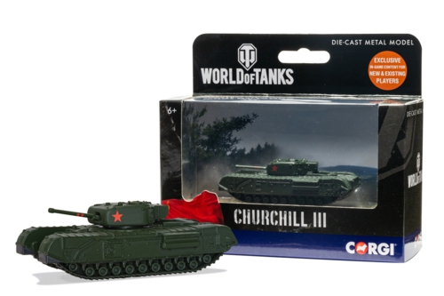 WORLD OF TANKS - CHURCHILL MK.III